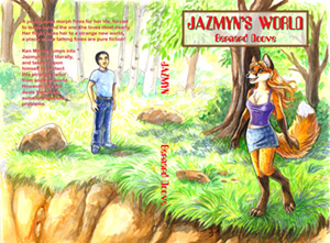 Cover art for Jazmyn's World