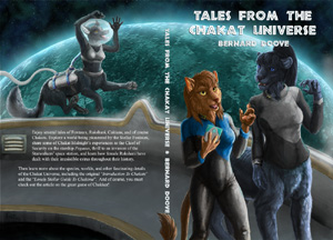Cover art for Tales From the Chakat Universe