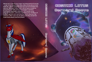 Cover art for Cosmic Lotus
