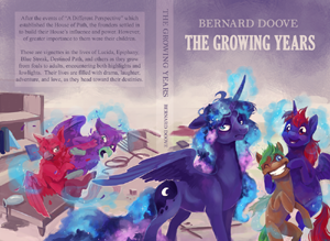 Cover art for The Growing Years